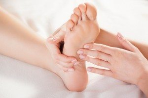 What's the deal? Reflexology