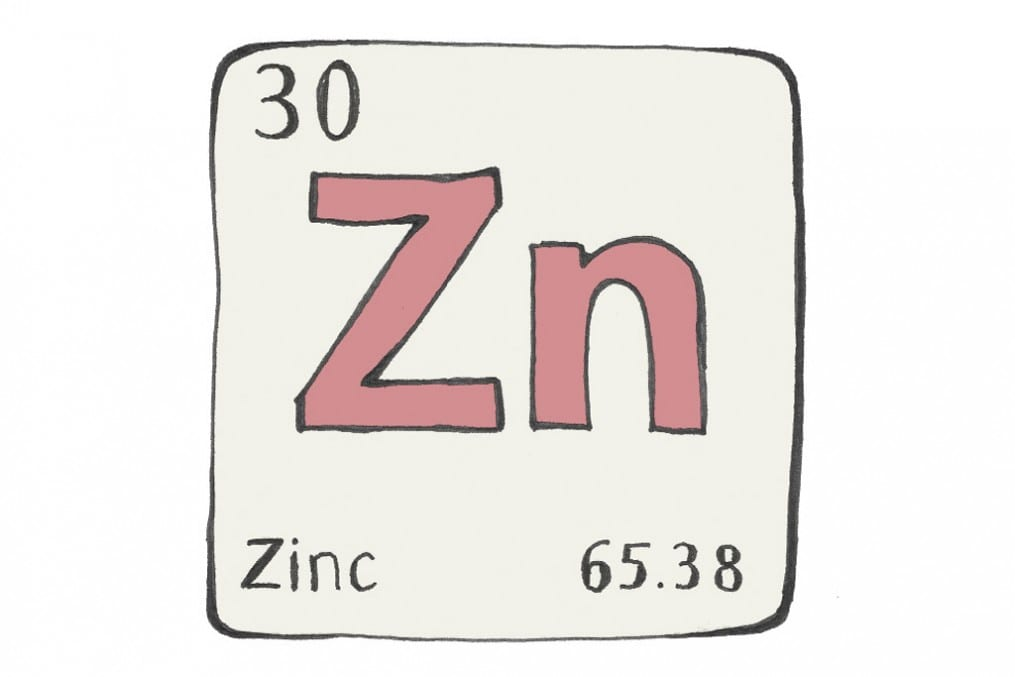 What it does... zinc