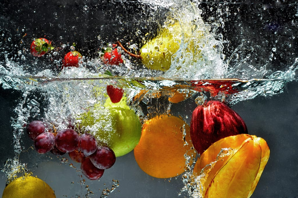 Image result for water and clean food