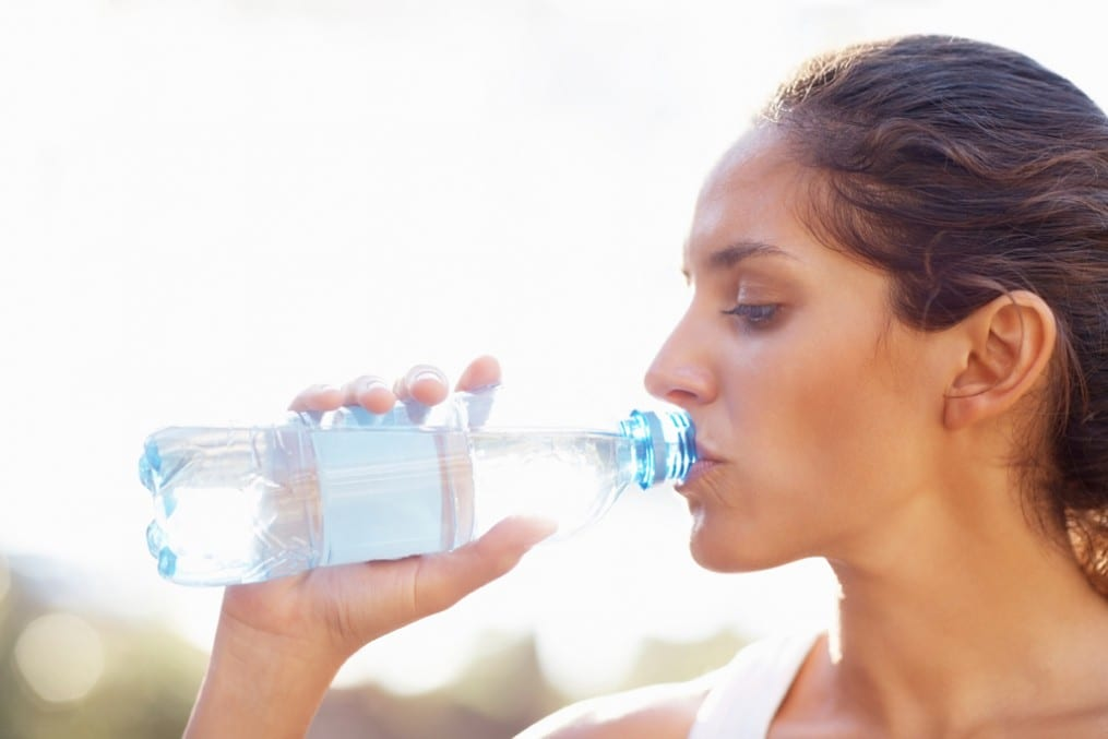 Health hacks: 5 easy ways to drink more water