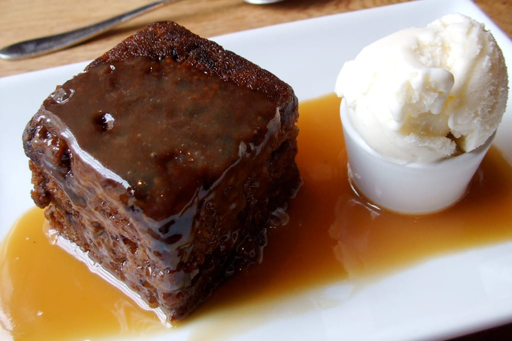 Good Food Sticky Toffee Pudding