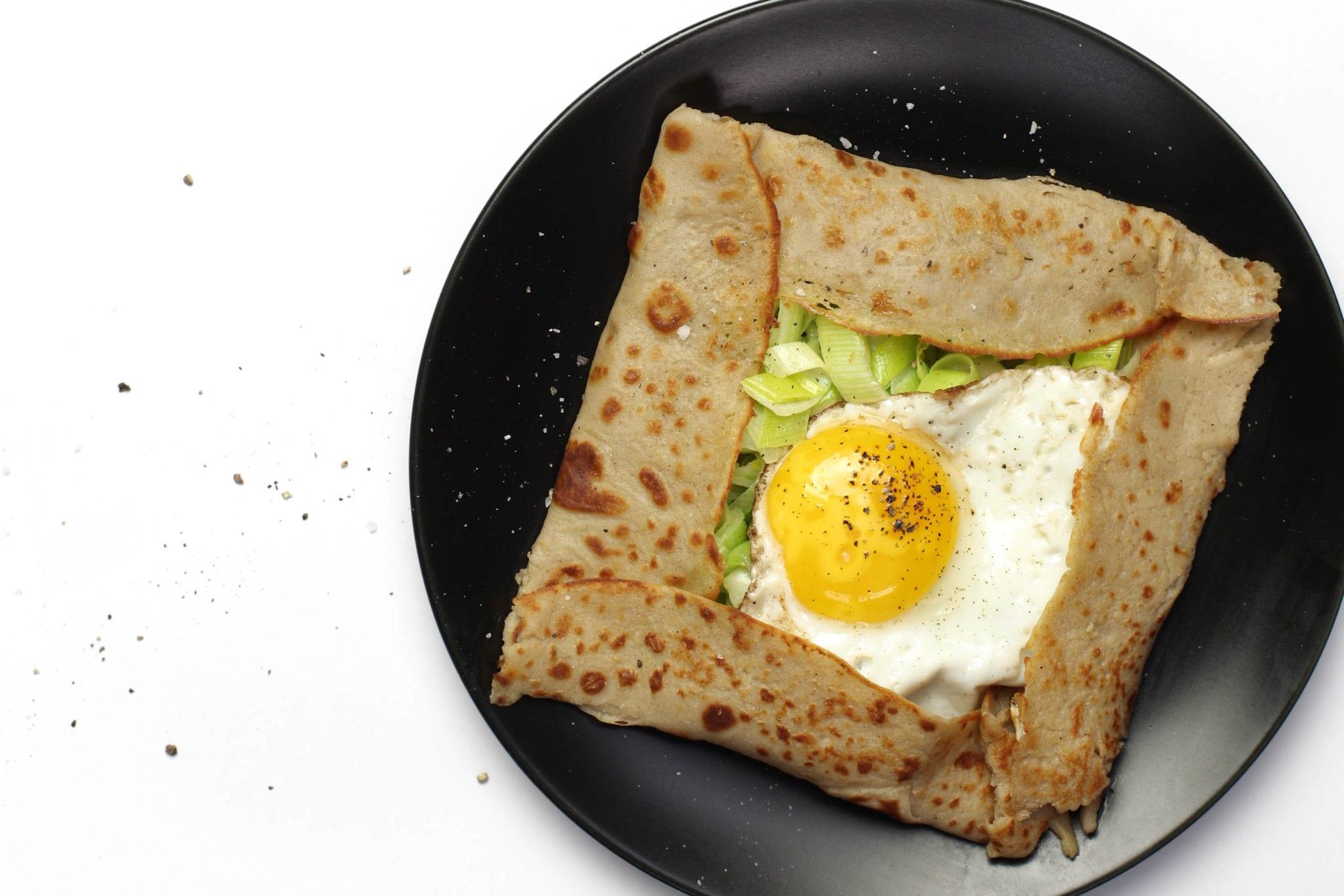 Breton Galette Recipe Pancake Day Recipes Healthy