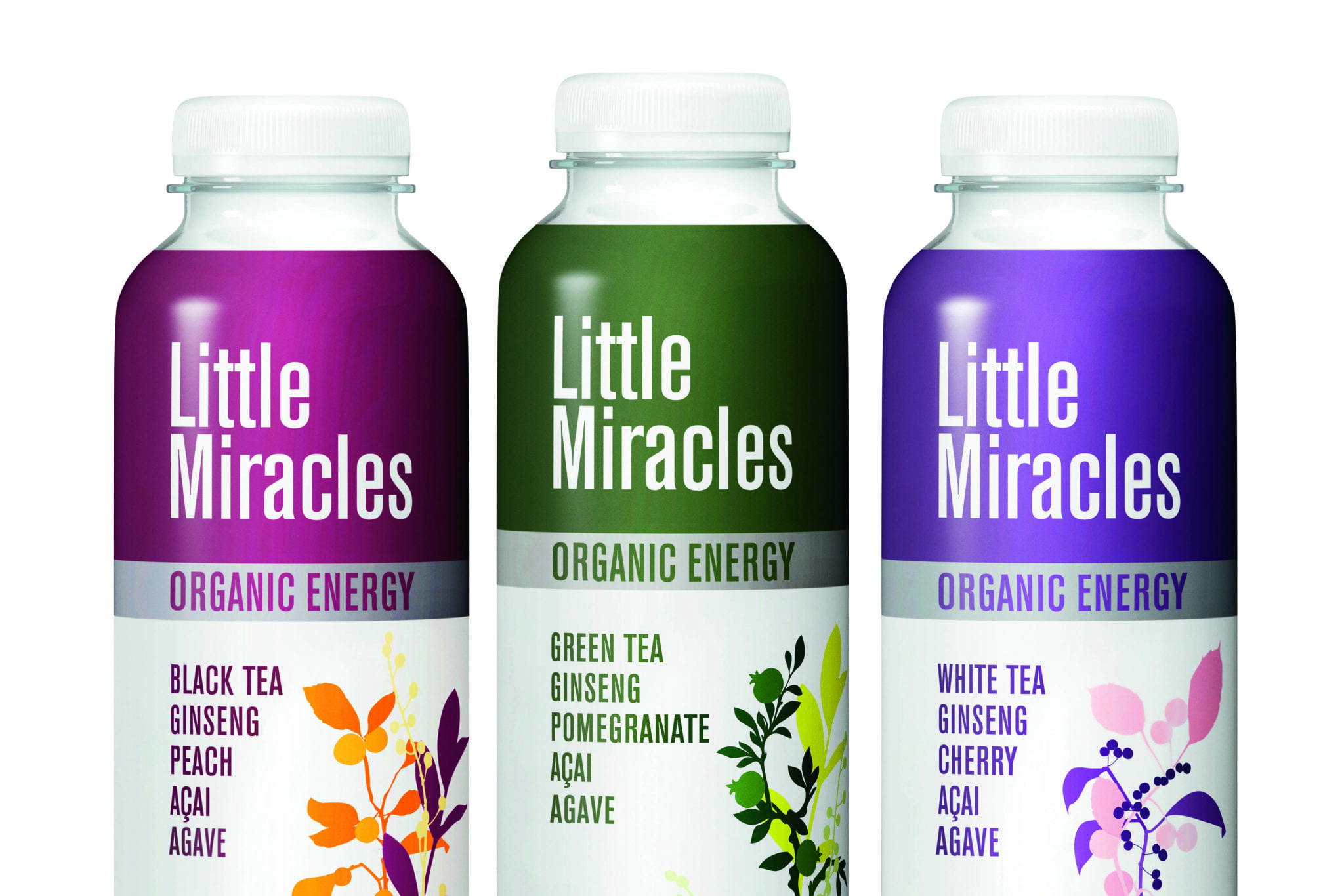 Why You Need To Try Little Miracles Organic Tea Juices