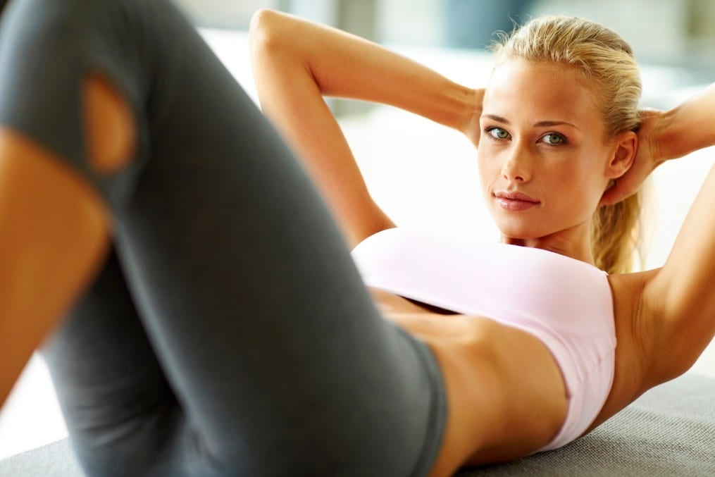 Fitness hack: How to get superwoman core strength