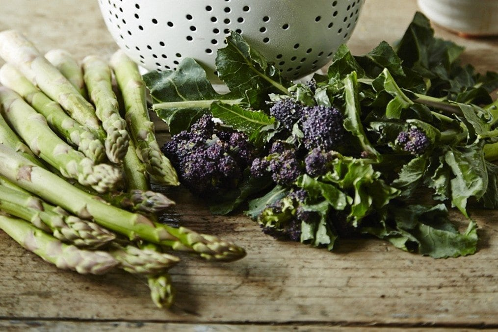 how to thoroughly cook asparagus