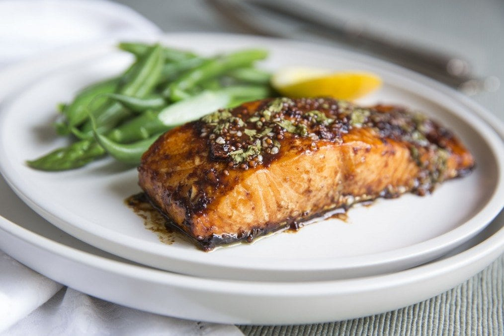 The Ultimate Pan-Fried Salmon