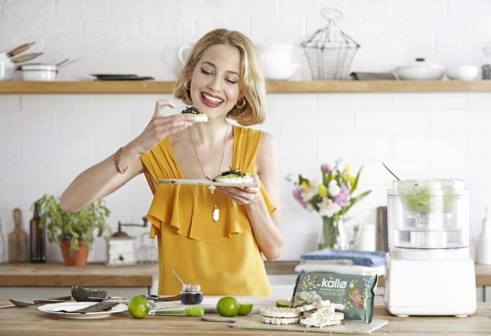 Tess Ward's alternative brunch recipes