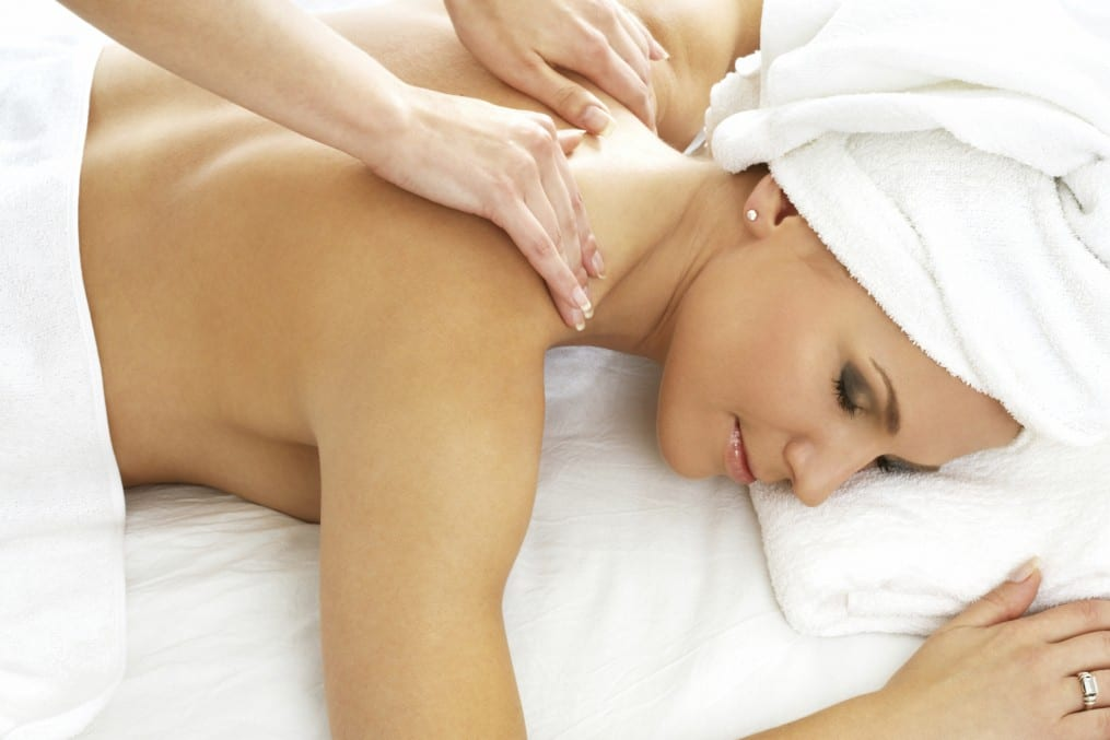 Massage to revitalise? Yes please!