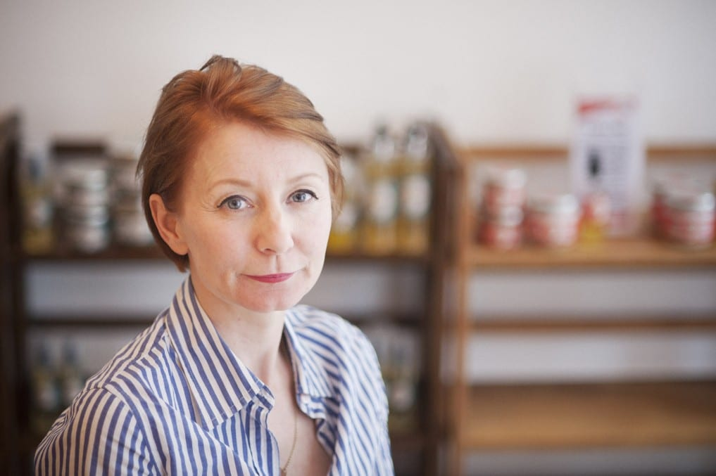 My Work in Wellbeing: Beauty Kitchen founder Jo Chidley