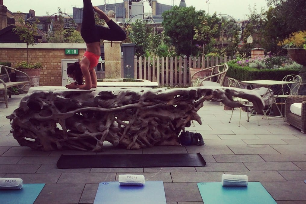 Our new favourite healthy morning ritual in London
