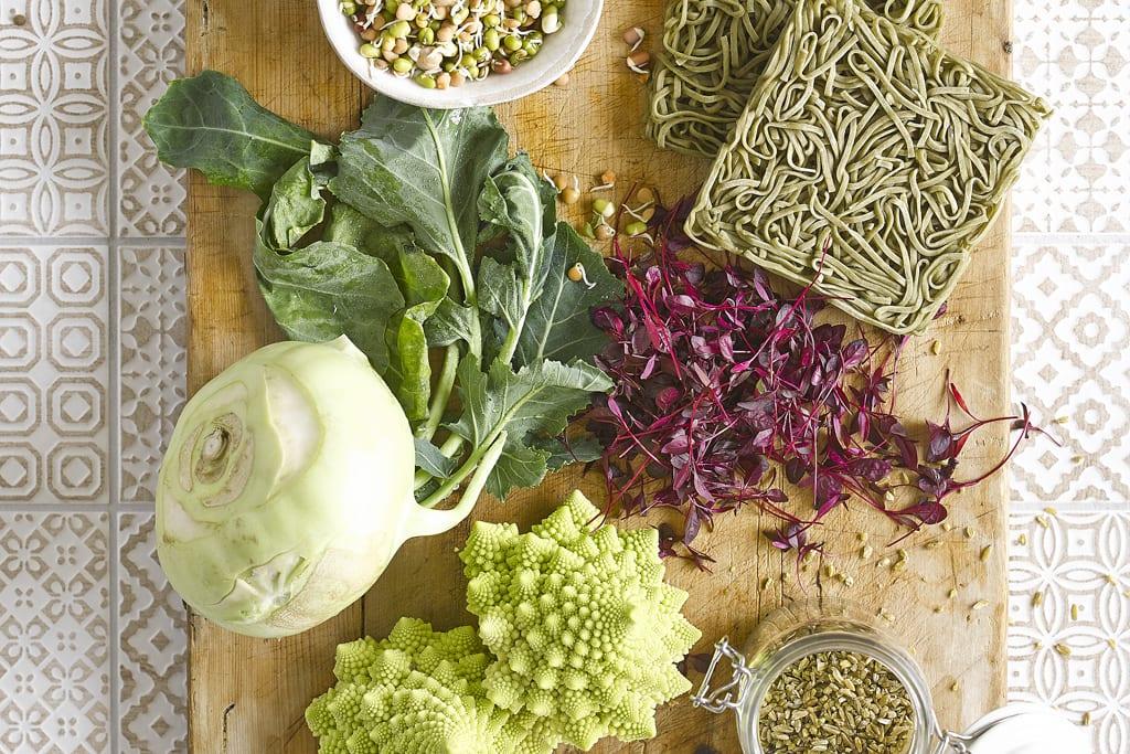 10 ways to pimp your salad