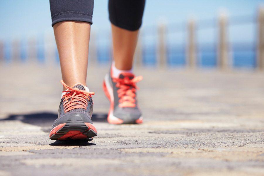 New fitness trend alert: urban hiking
