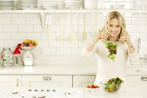 Try these 4 healthy recipes from Kimberly Wyatt