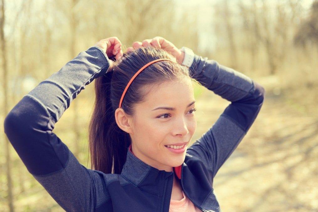 gym hair meta