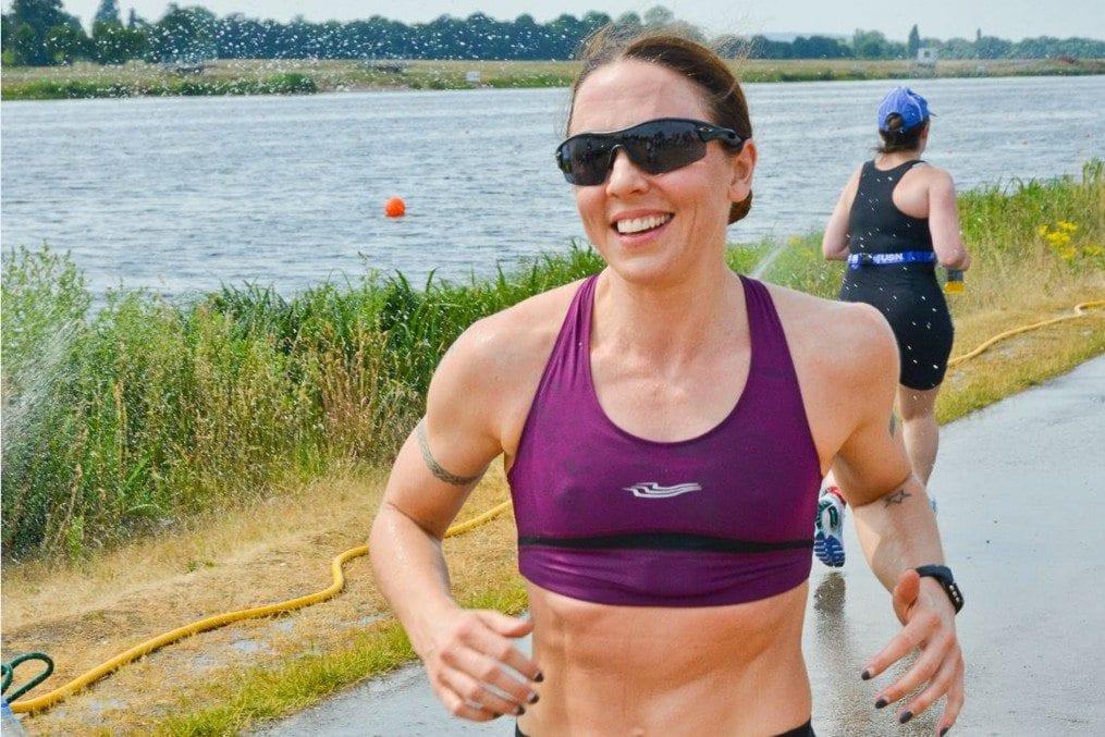 Mel C Running