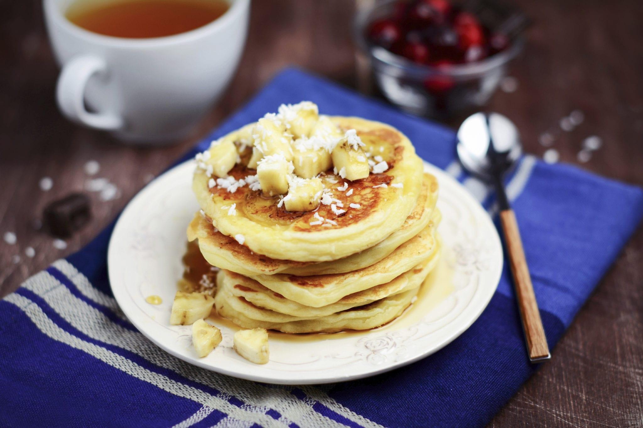 3 healthy blueberry pancake recipes healthy for Award winning pancake recipe