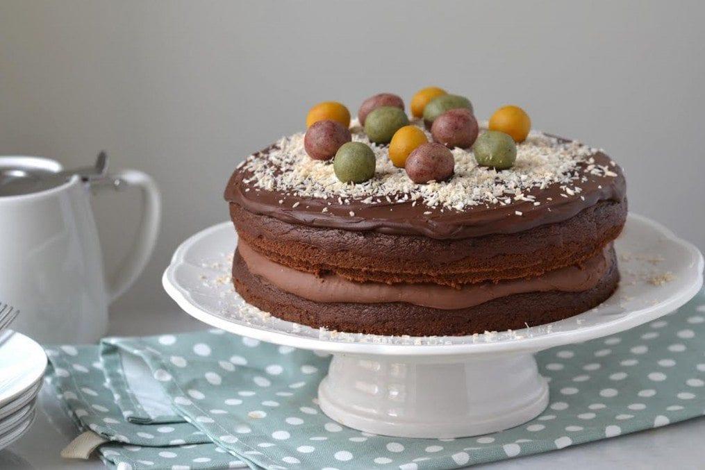 Super-Cacao Cake