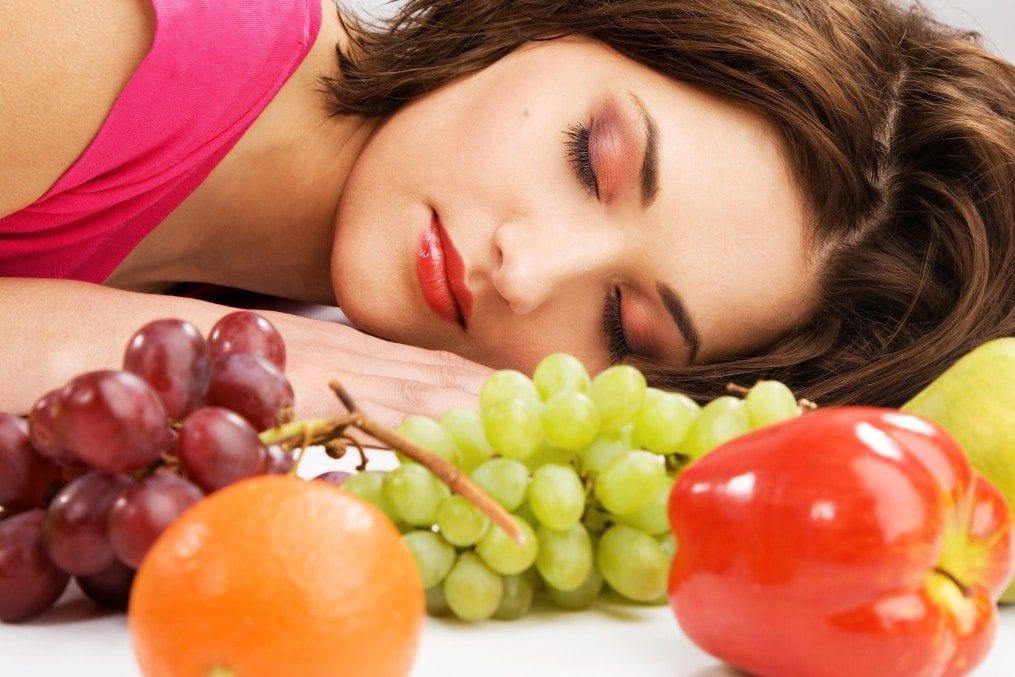 food for more sleep