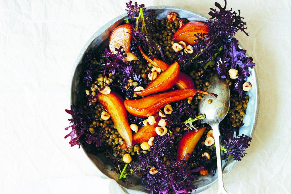 lentil salad meta