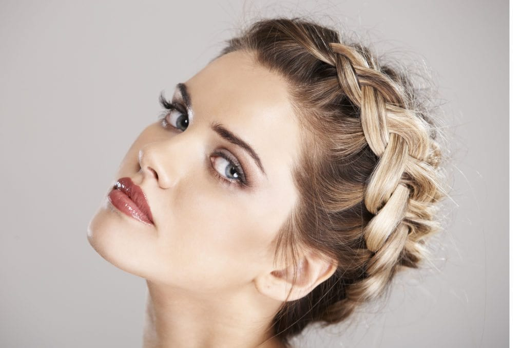 Braids and plaits are a hair style to try at any age