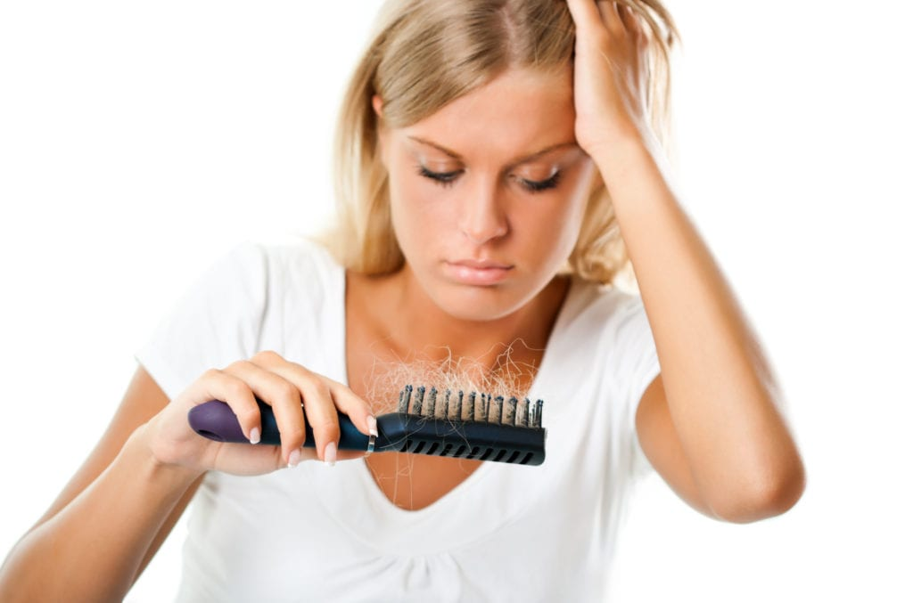 Ask an expert: how can I stop hair loss?