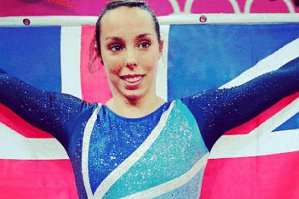 Beth Tweddle olympic gymnast 2012
