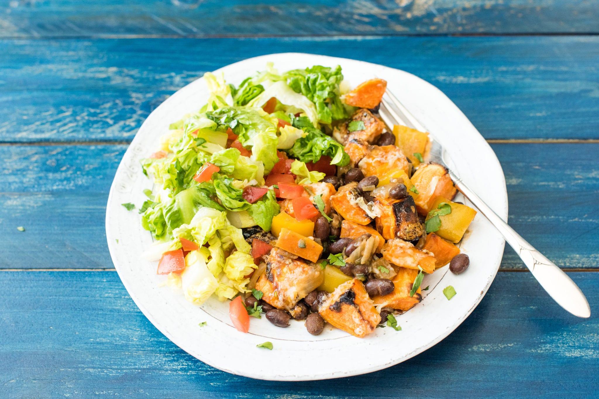... Vegetarian feijoada recipe: Brazilian sweet potato black bean stew