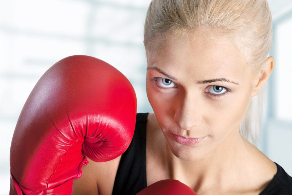 Women's boxing: how to get started