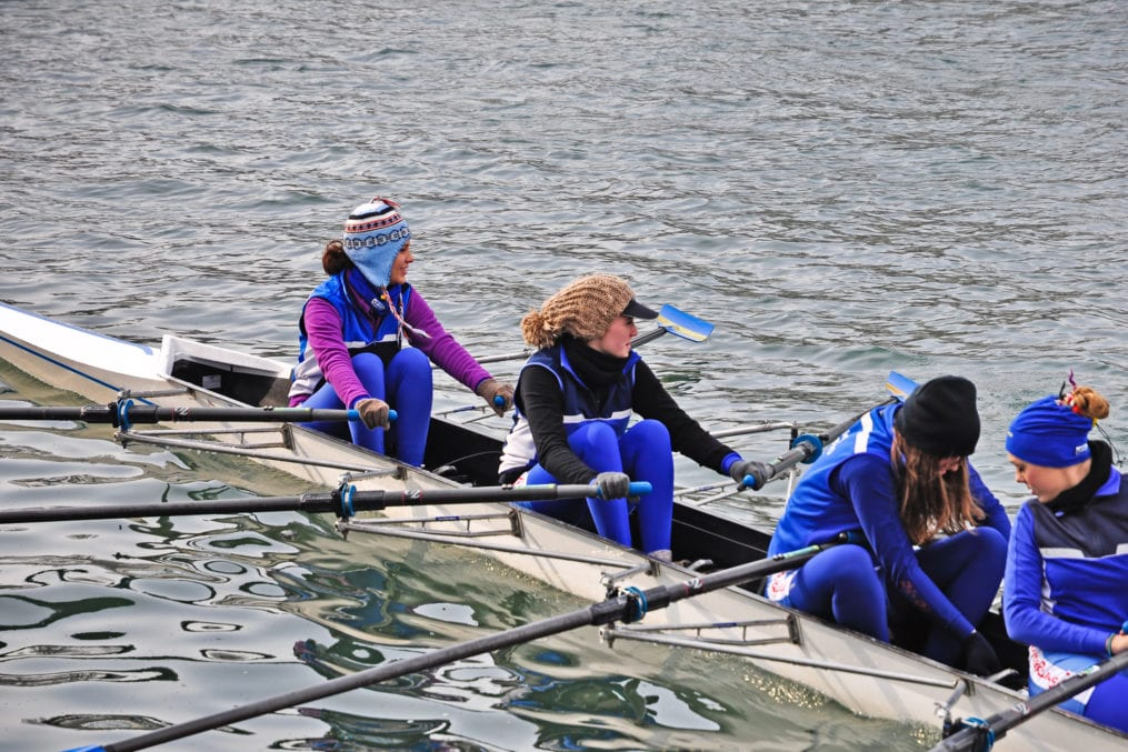 Get started: rowing