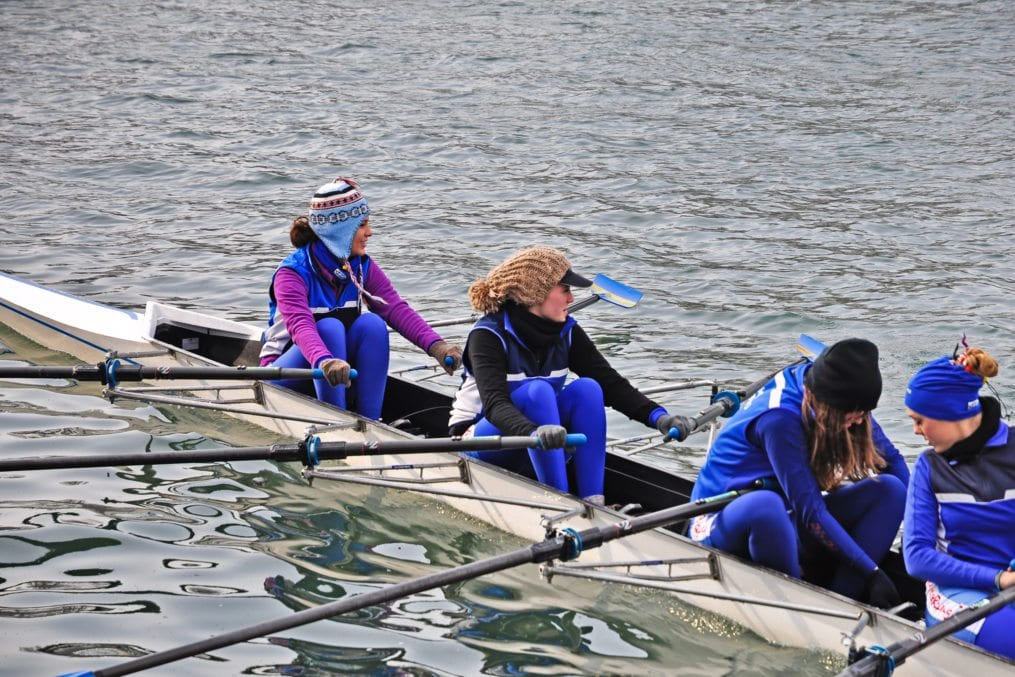 get started women's rowing