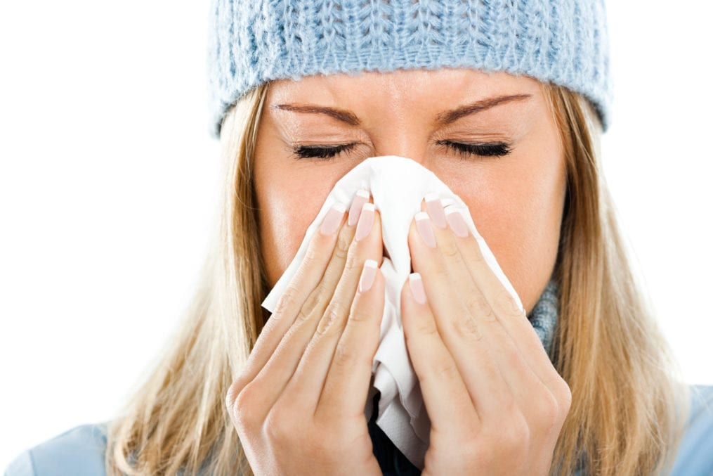 Get ready: it's coughs and sneezes season