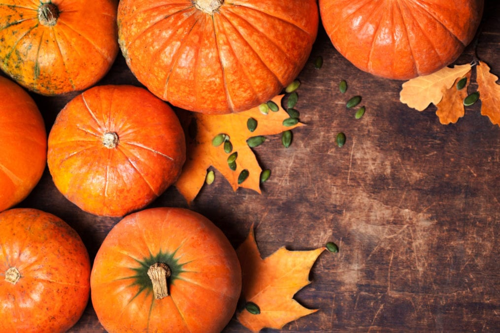 Healthy Halloween: 6 reasons why pumpkin is good for you
