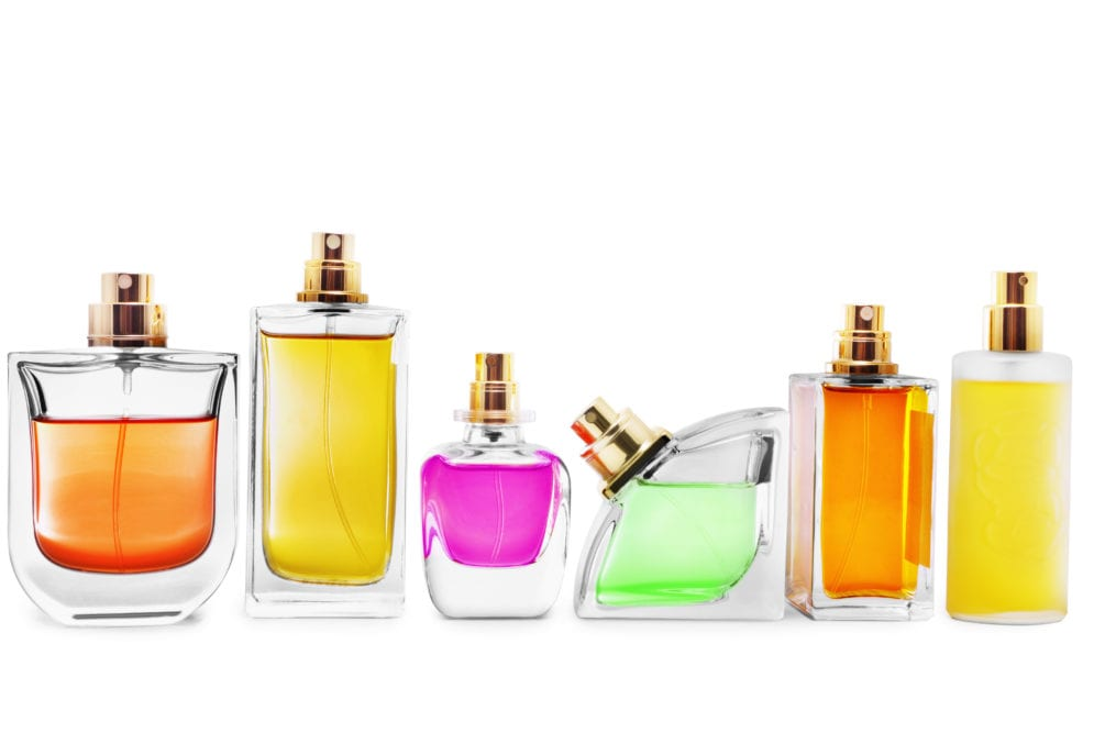 Team Healthy: our life in perfumes
