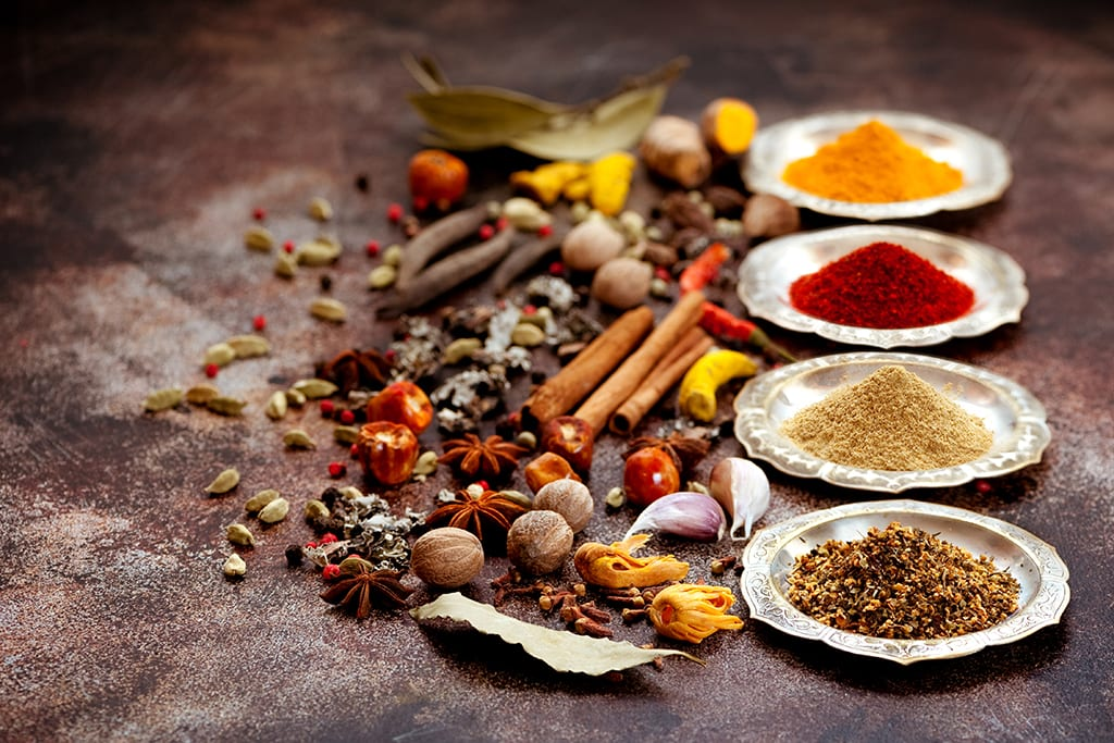 What's your flavour? 3 healing spices to use this Christmas