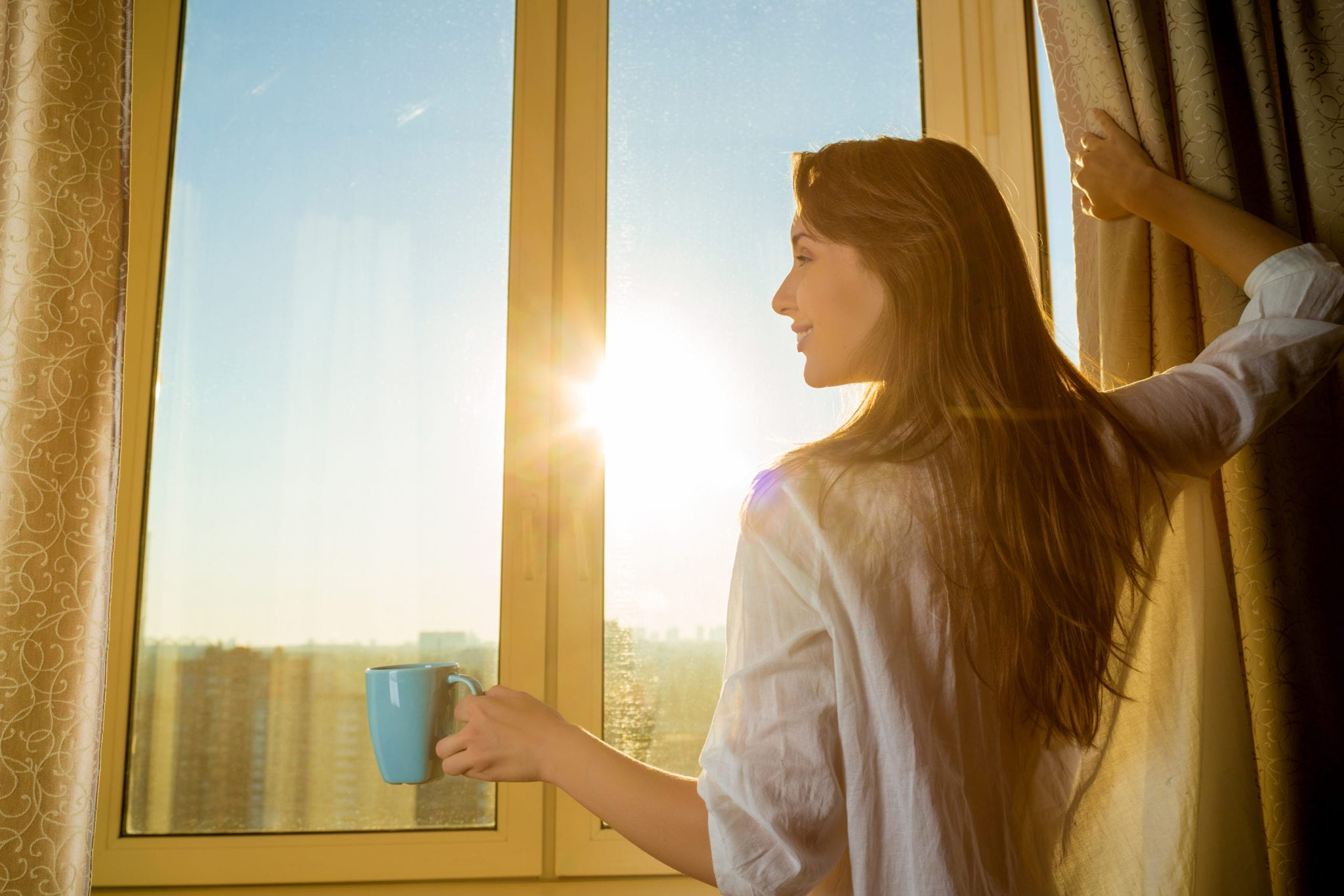 The secret to becoming a 'morning person'