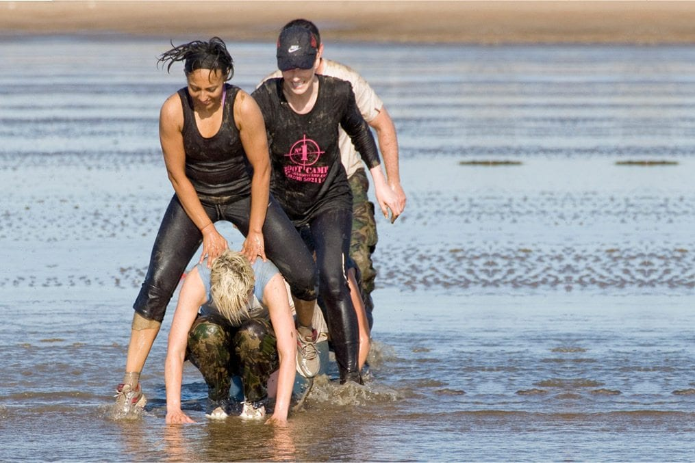 Win this competition with the No 1 Boot Camp