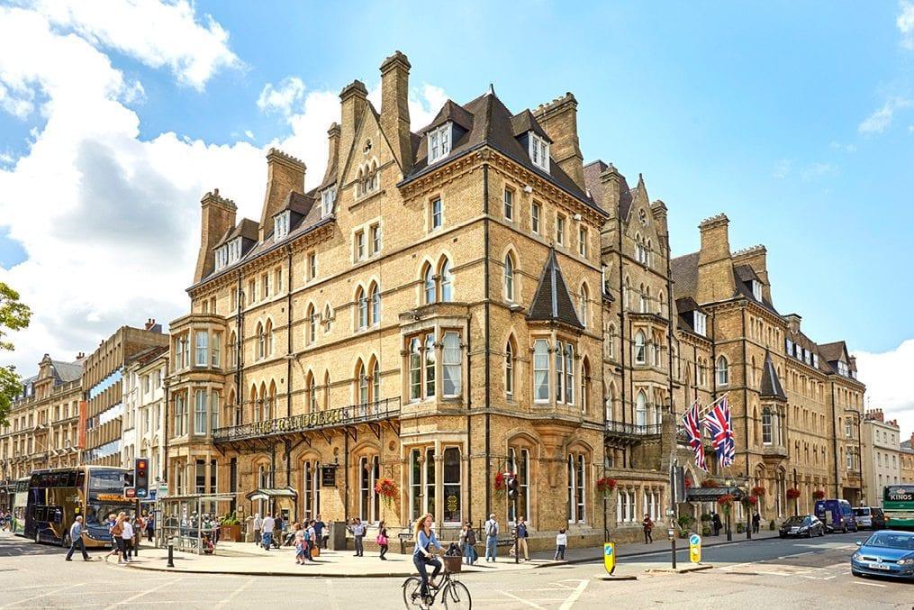 Macdonald Randolph Hotel Oxford