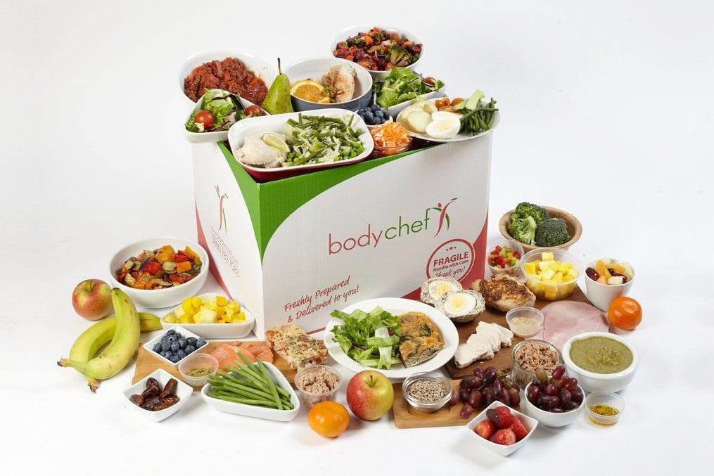Bodychef Paleo Diet Plan