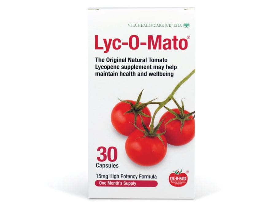 Lyc O Mato healthy snack wellbeing supplement