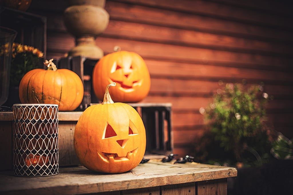 Trick and treat: how to have a healthy Halloween
