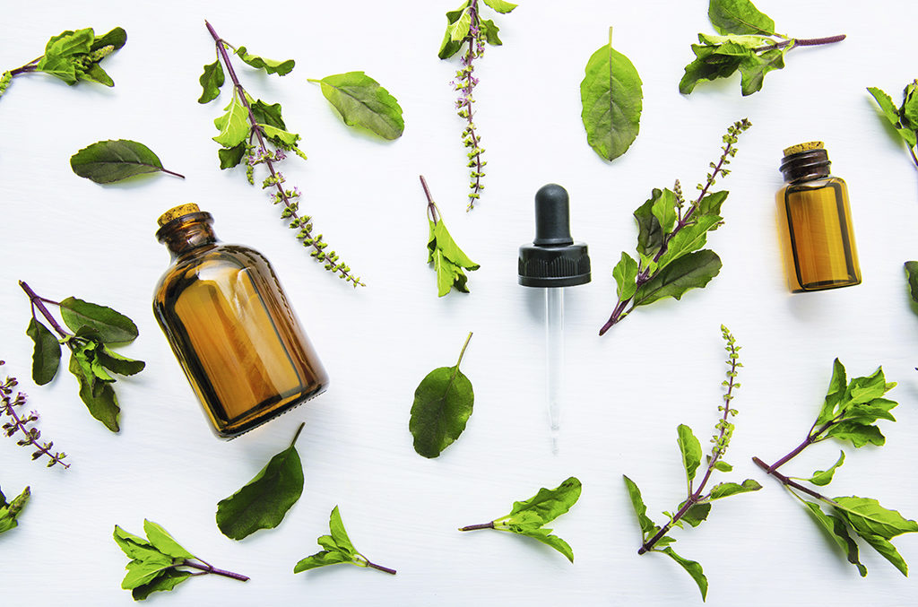 stress aromatherapy