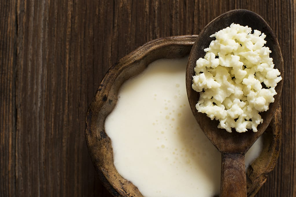 Discover the benefits of kefir