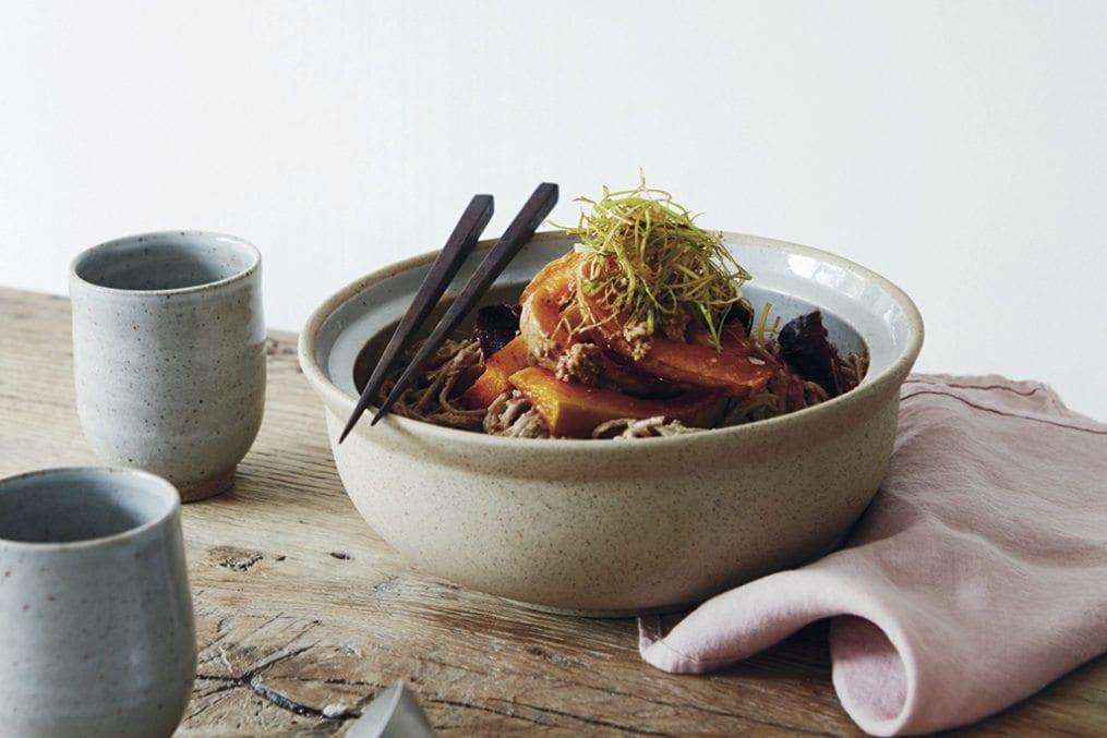 Veganuary - Noodle bowl