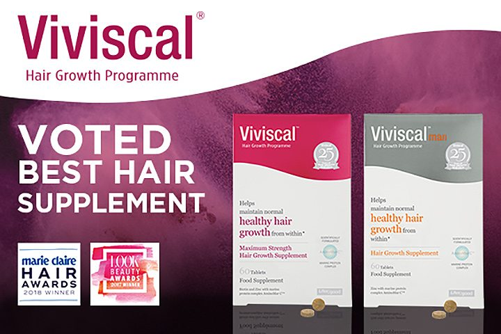 Viviscal Hair Supplement