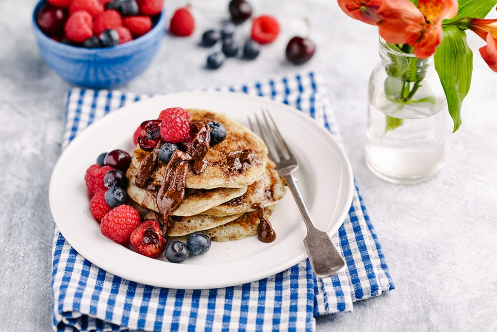 On the flipside: three recipes for Pancake Day
