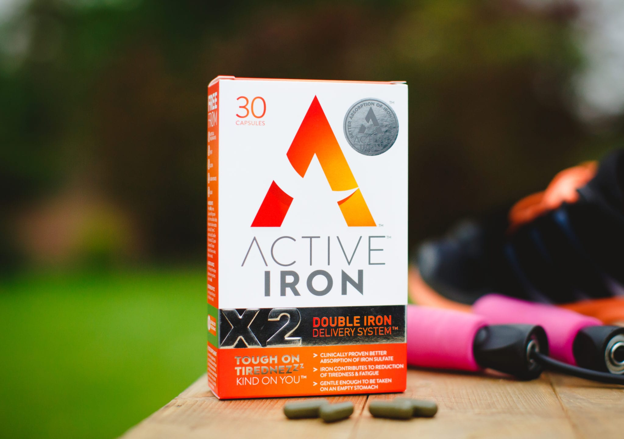 Getting enough iron is key — even in supplement form