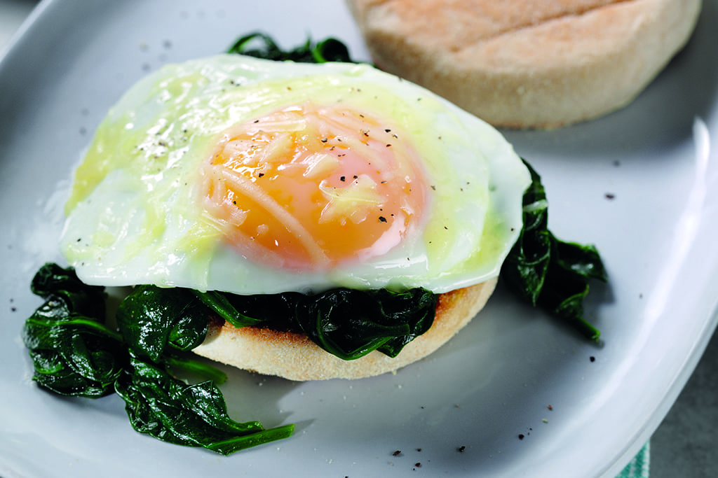 Summer brunching: 3 ways with egg