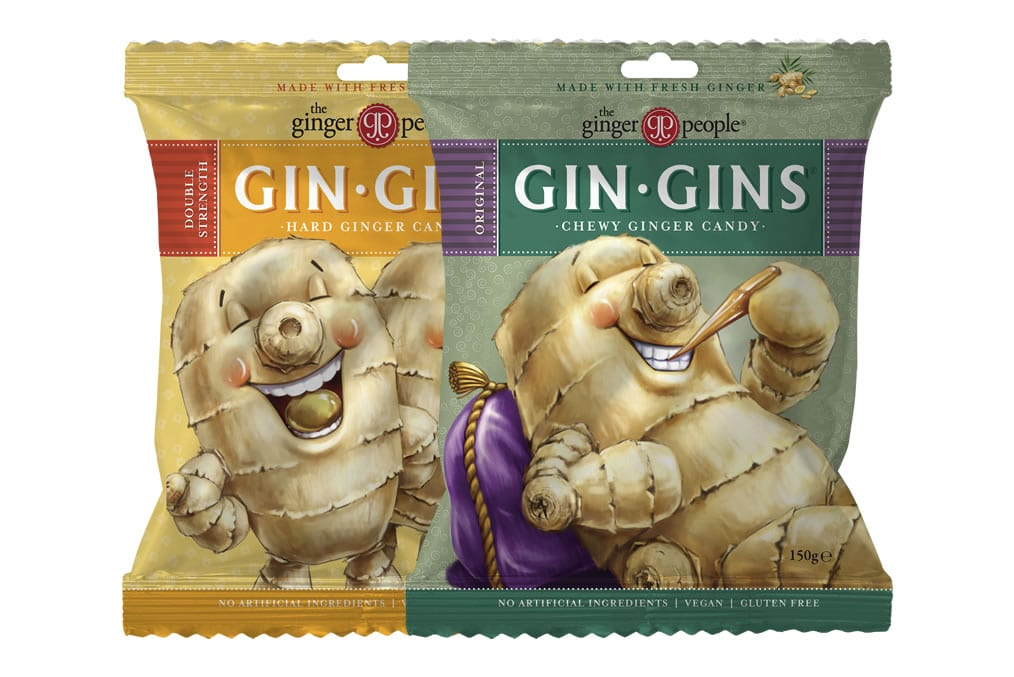 Gin Gins Value Bags
