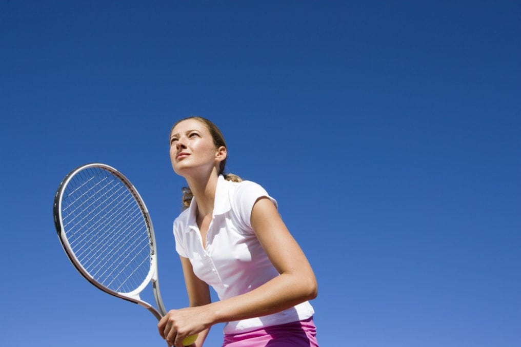 learn play tennis