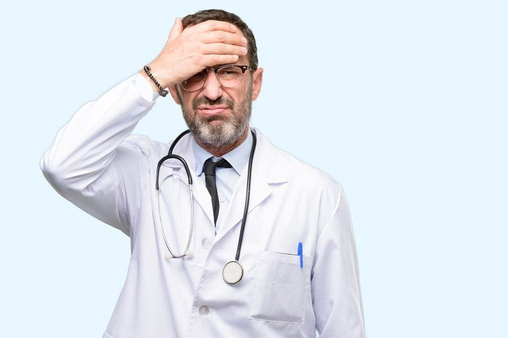 Health expert - Doctor